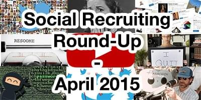 april social recruiting round-up