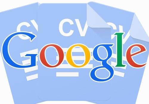Google-Docs-CV