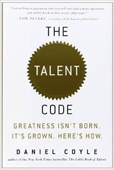 Daniel Coyle The Talent Code