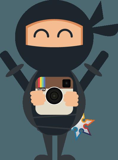 Hiroto with Instagram