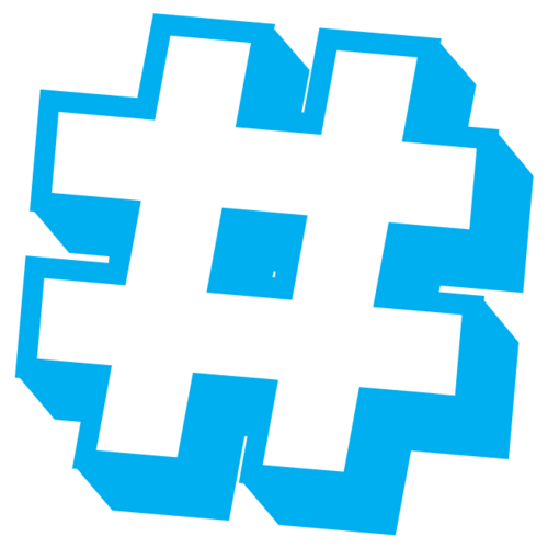 Hashtag Image