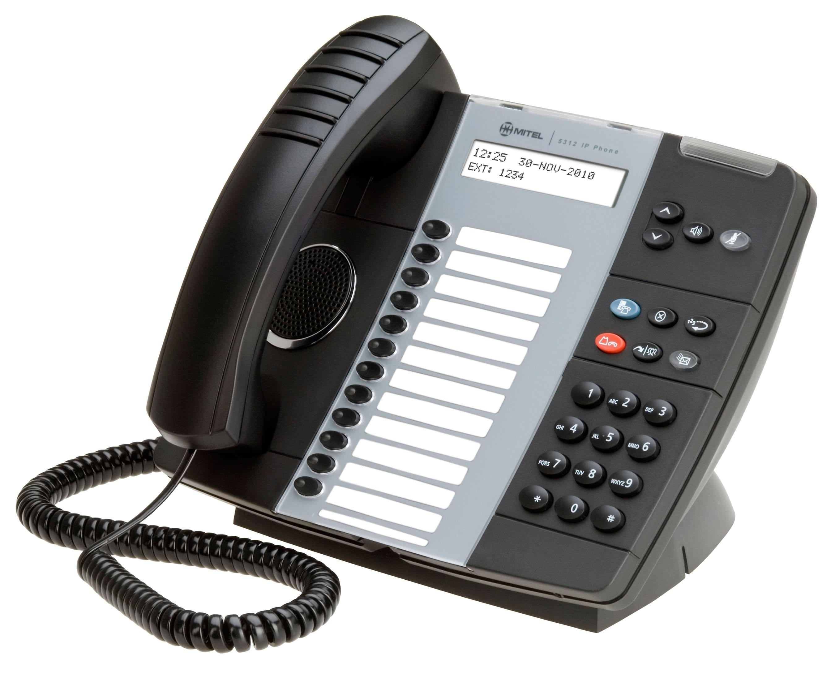 Mitel-VoIP-Phone
