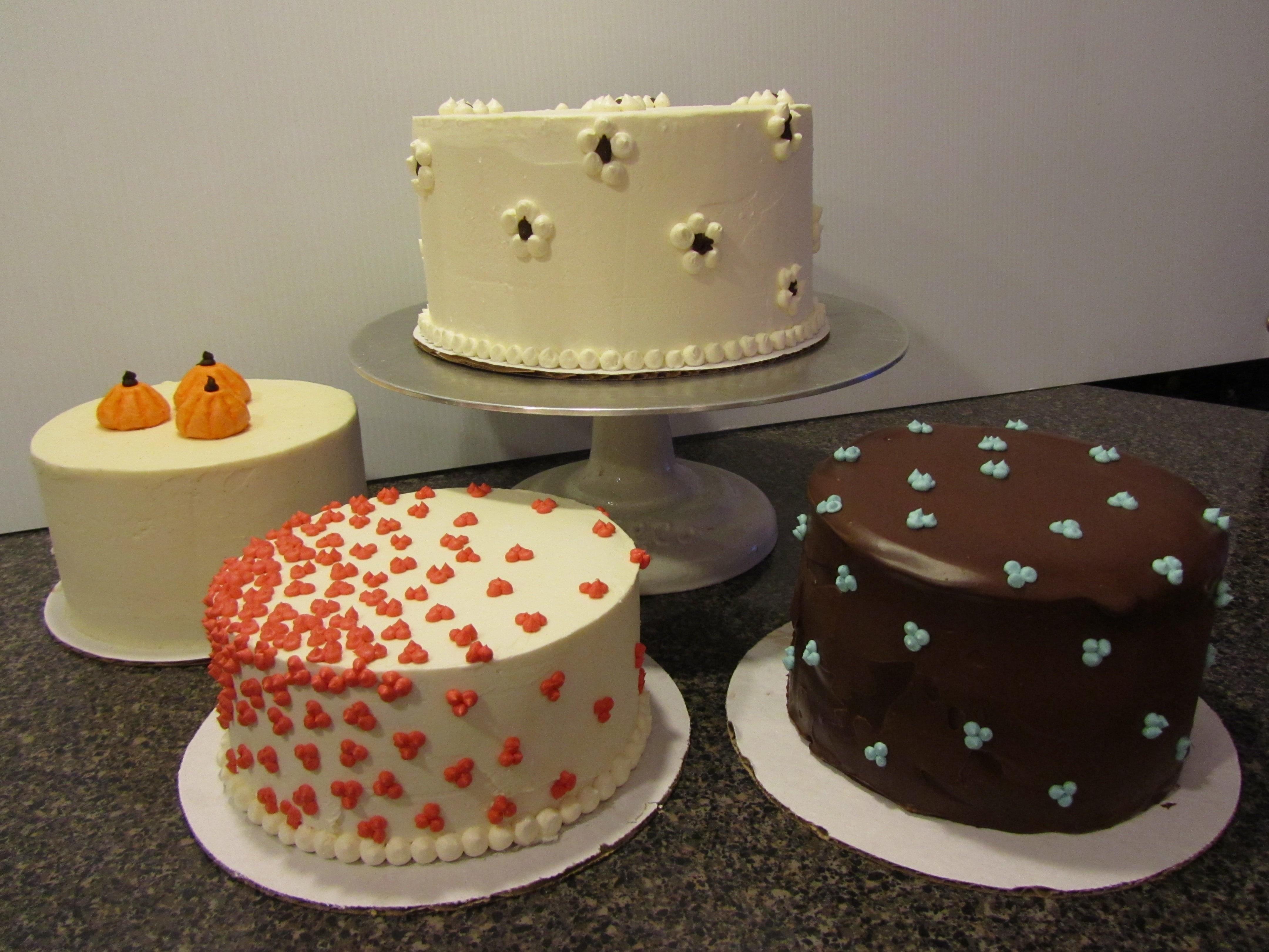 4-cakes