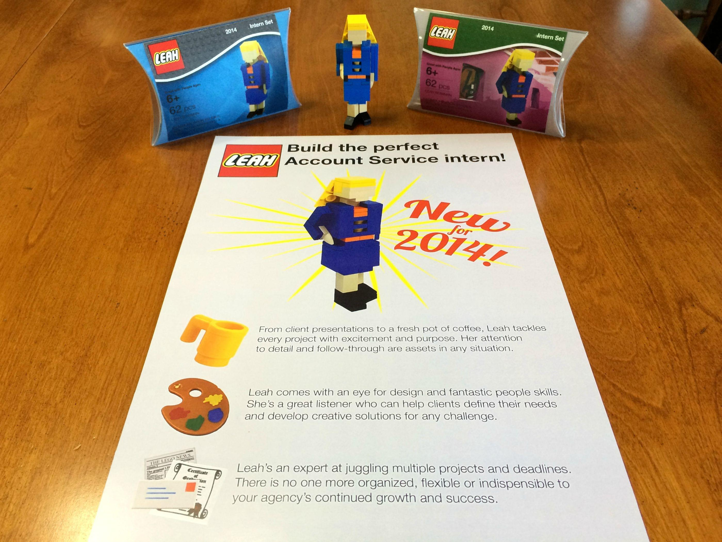 Charming Lego Resume 3 Inside Most Creative Resumes