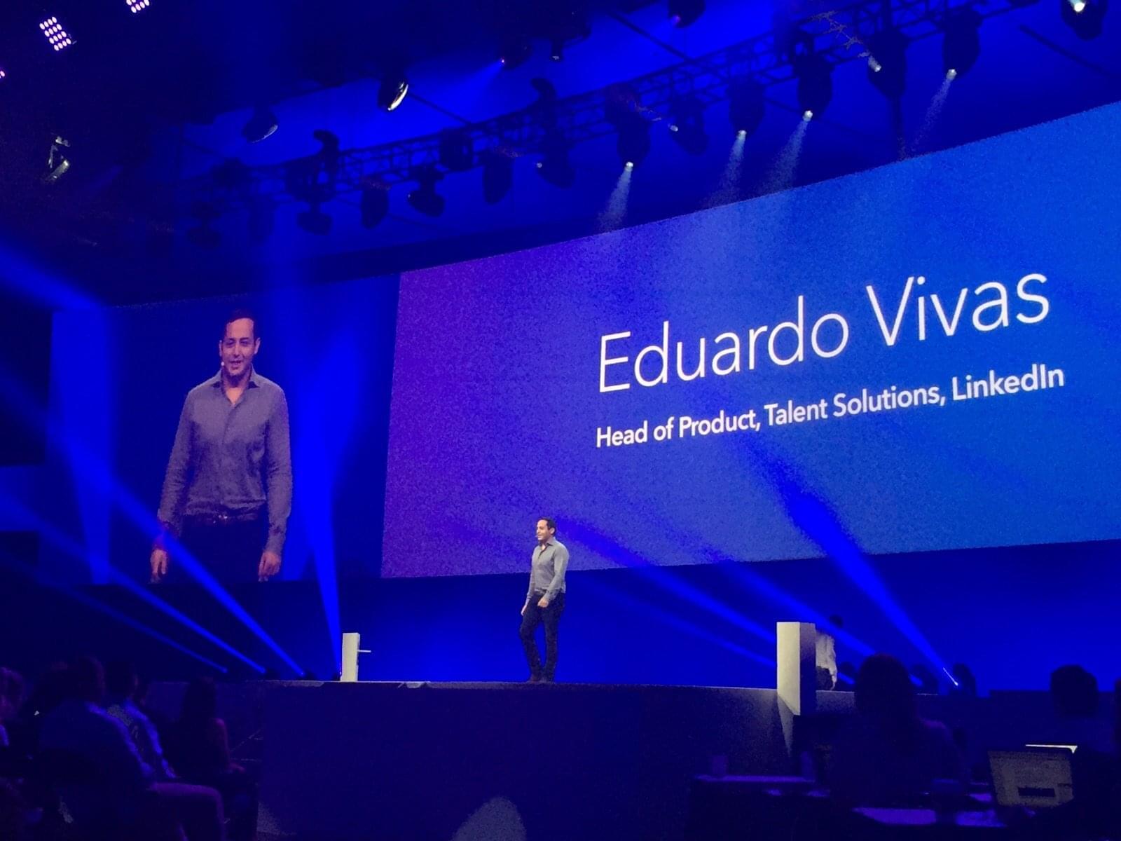Eduardo Vivas - TalentConnect 2015