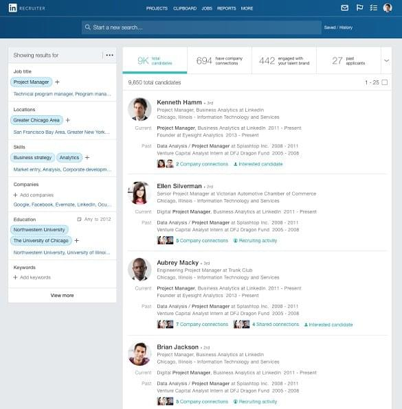 linkedin product changes