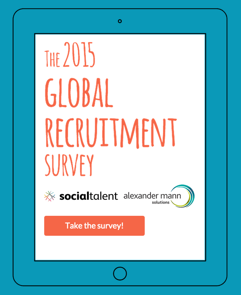 Global Recruiting Survey 2015