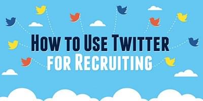 Twitter for recruiting