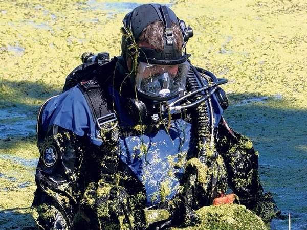 Police Diver