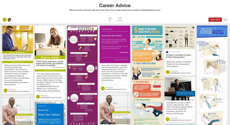 Career advice adults