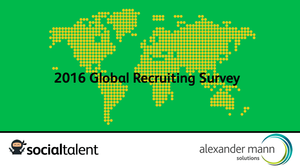 global recruiting survey