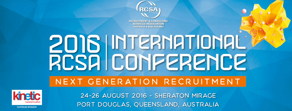 8 Australasian Recruitment & HR Conferences You Should Be