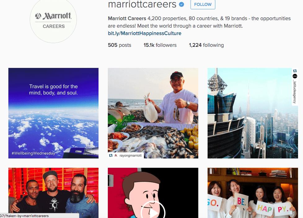 marriot-instagram-careers