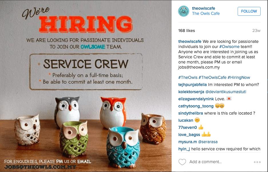 instagram-job-ads