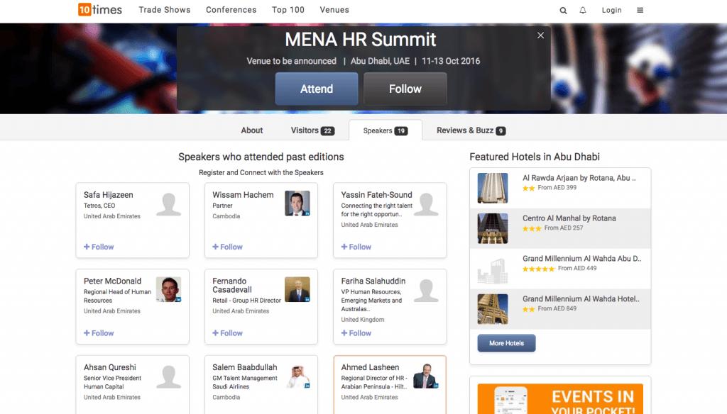 MENA HR Summit