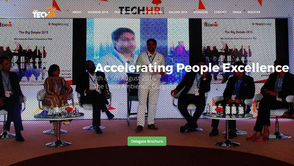 Tech HR'16
