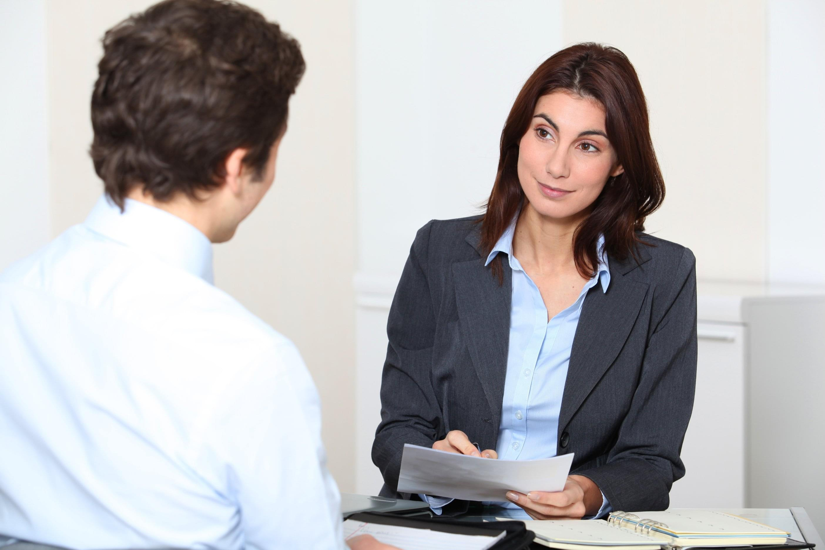 n recruiting trends your company shouldn t miss in  job applicant having an interview