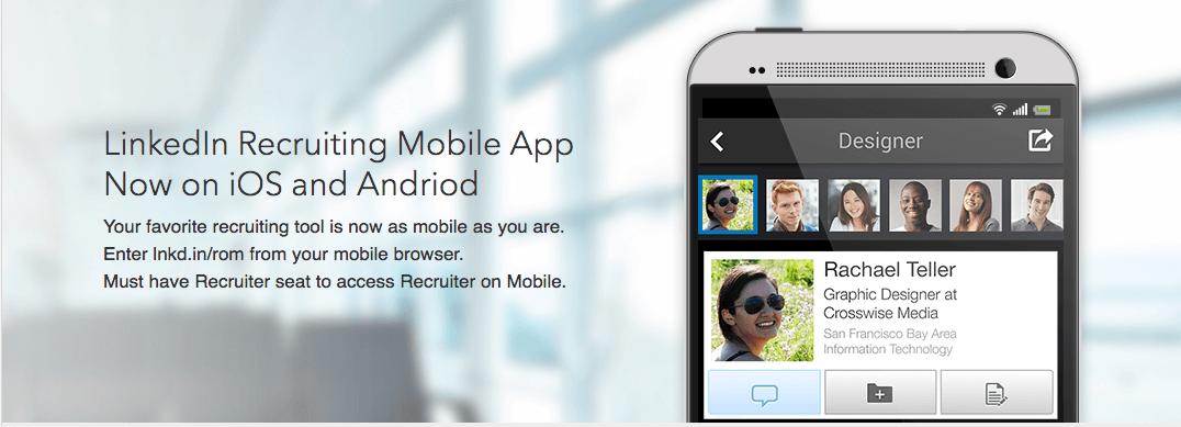 linkedin-recruiter-mobile-app