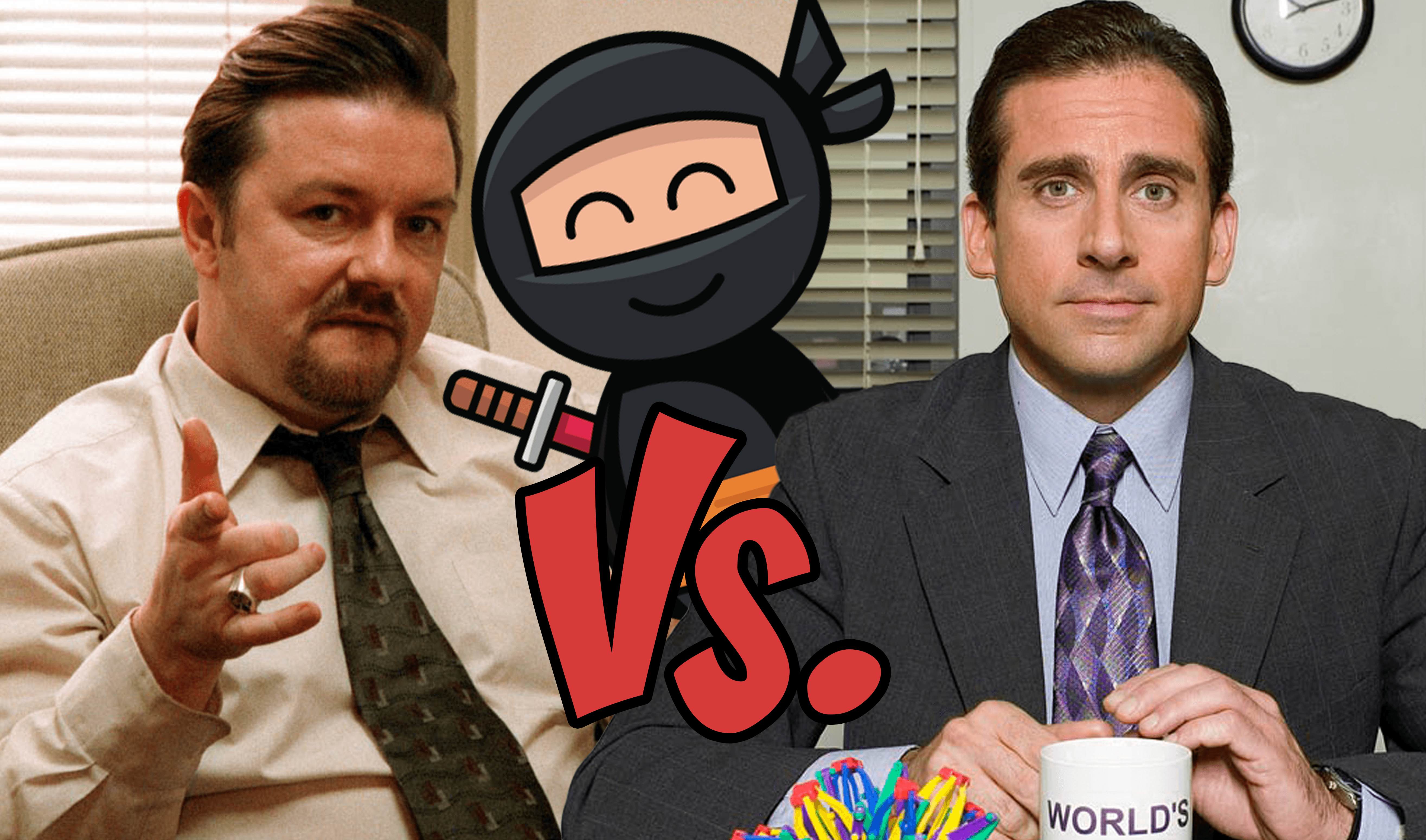 david-brent-vs-michael-scott