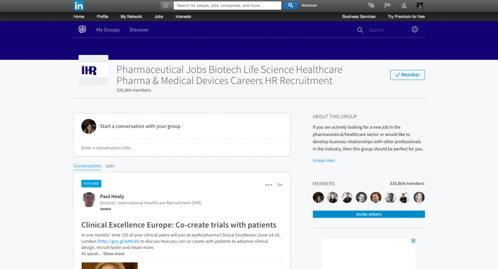 Pharmaceutical Jobs