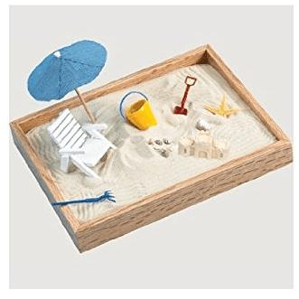 Desk Sand Box