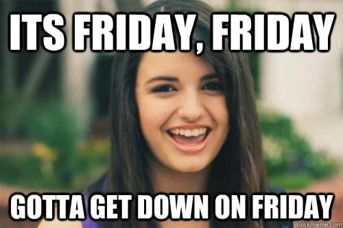Funny Meme Its Friday : A typical friday in the office as told in gifs socialtalent