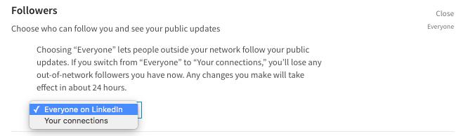 9 LinkedIn Default Settings You Need to Change IMMEDIATELY