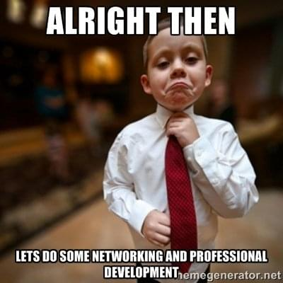 work networking