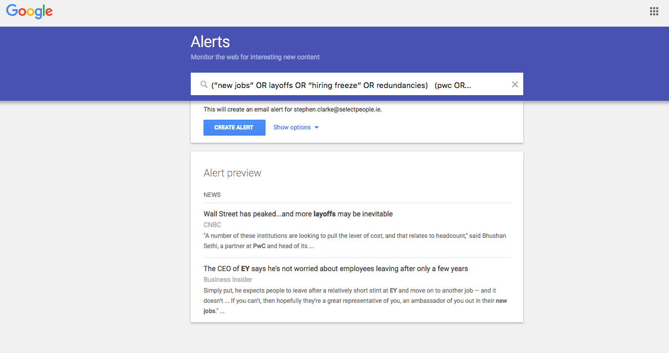 google-alerts-competitors