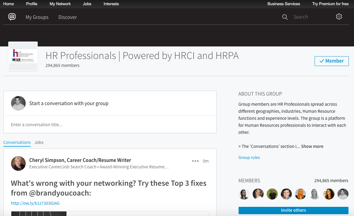 hr-professionals-linkedin-group