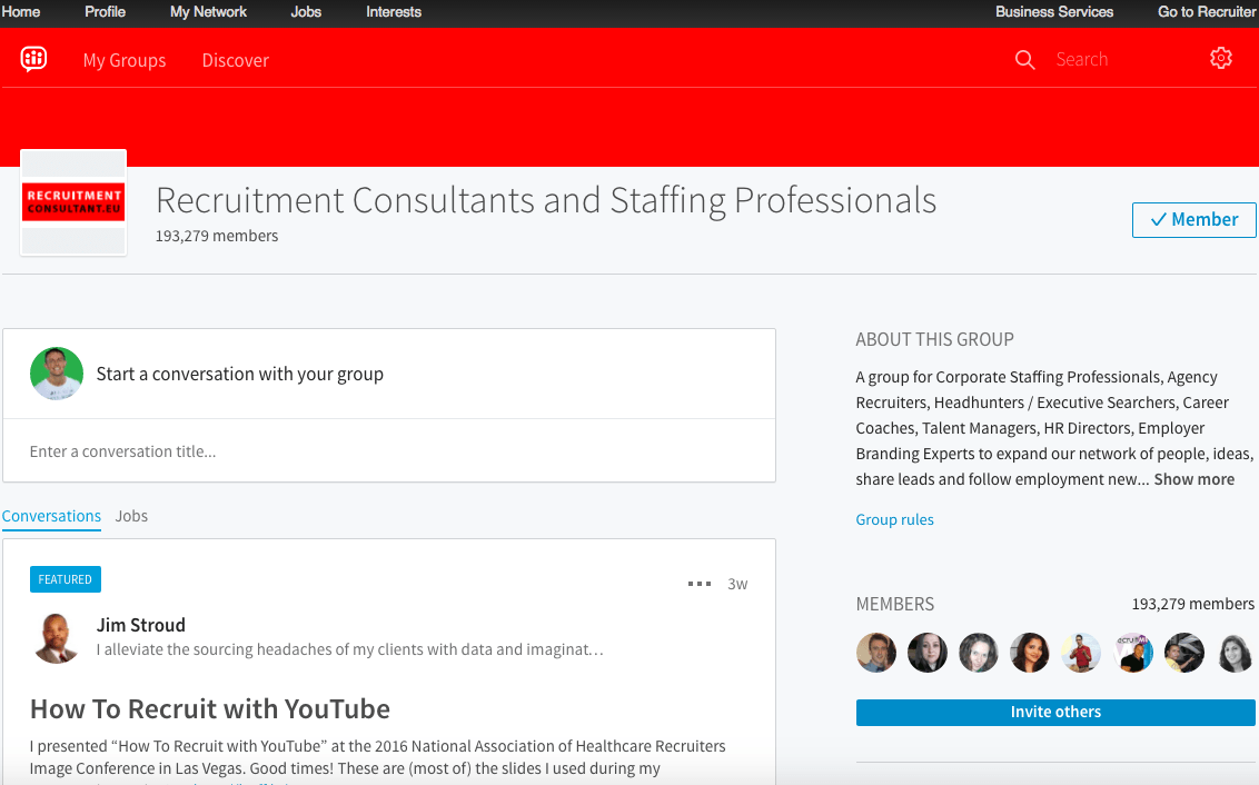 recruitment-consultants-staffing-professionals-linkedin-group