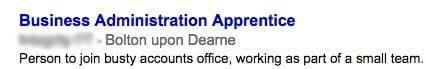 job ad blunders