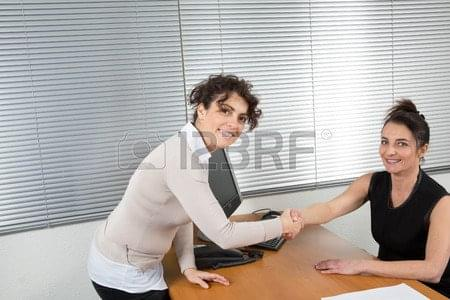 37002901-woman-recruiter-checking-the-candidate-during-job-interview