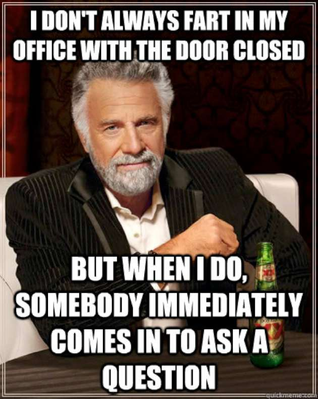 15 Memes Everyone Who Works in an Office Will Understand