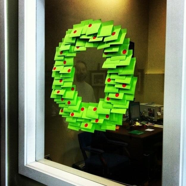 So Did These Crafty Post It Fans