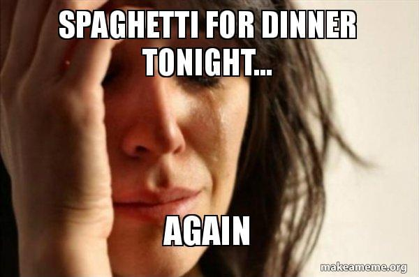 spaghetti-for-dinner