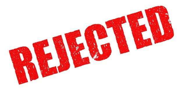 10 Reasons Why Your Job Offers Are Being Rejected