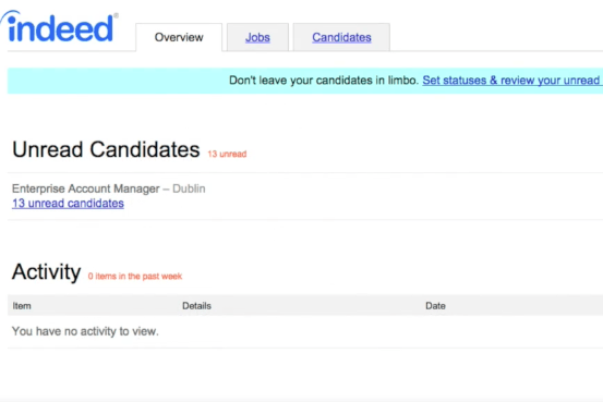 why and how the best recruiters use indeed to post job ads