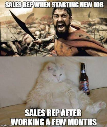10 Hilarious Sales Memes That Every Salesperson Will Understand