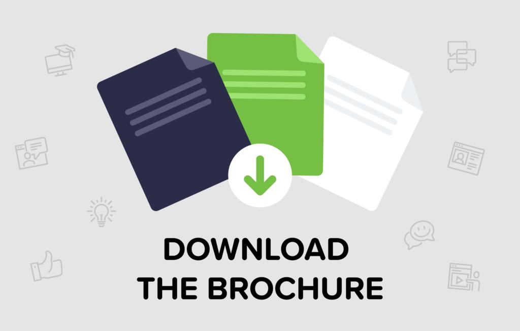 learning solution brochure download socialtalent