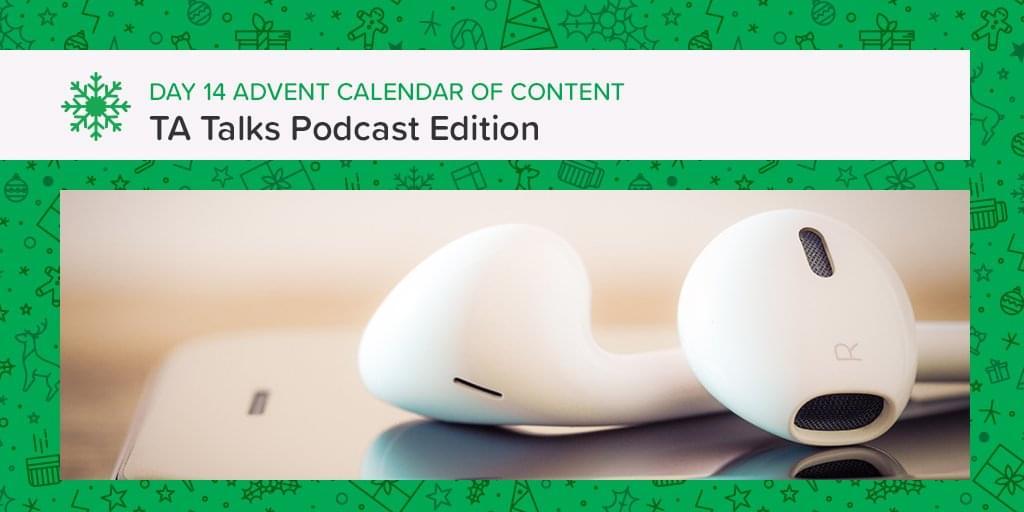 TA talks podcast