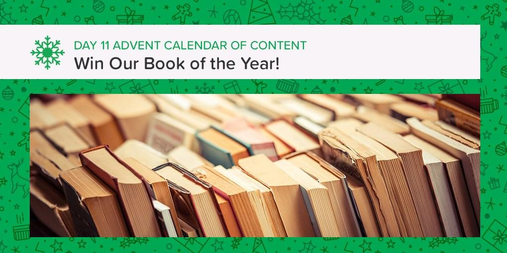 Win our SocialTalent book of the year