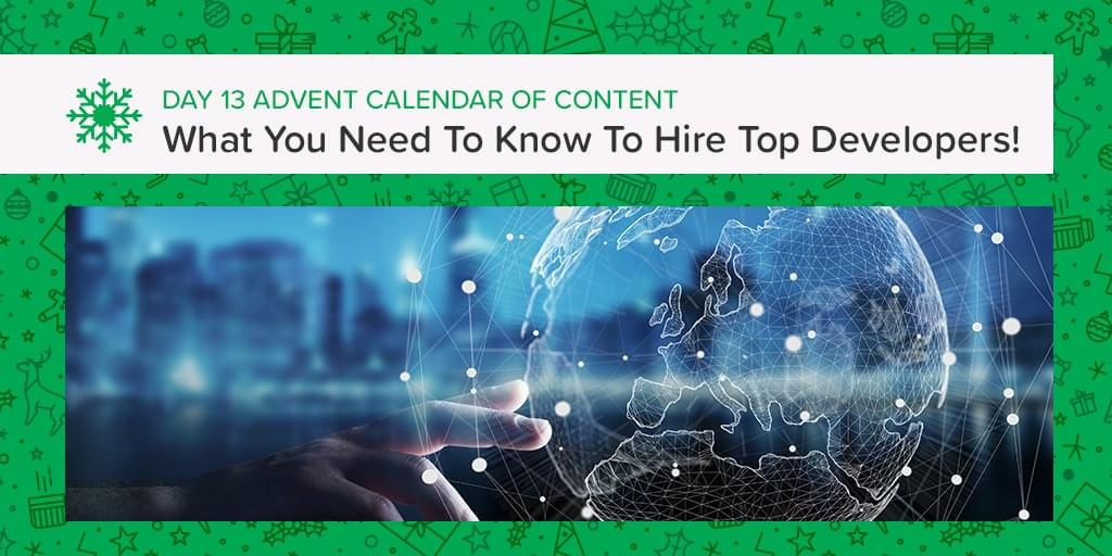INFOGRAPHIC]: What you need to know to hire top developers in 2018