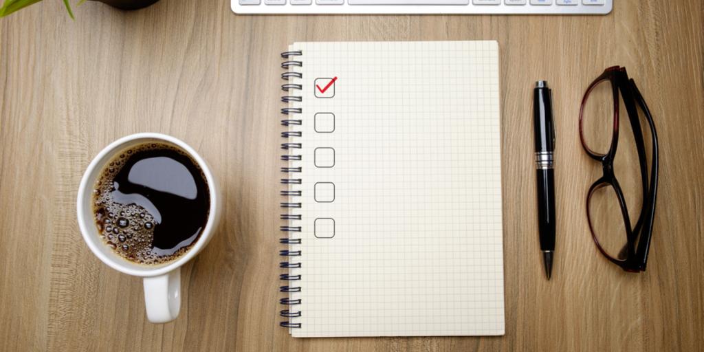 recruiter checklist