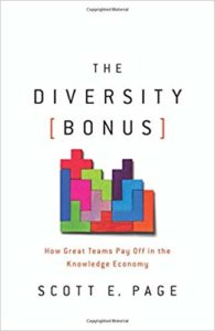 The Diversity Bonus by Scott. E Page