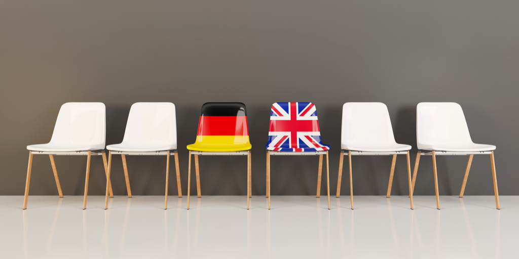 Incredible German Now Most Sought After Language By Employers In Uk Home Interior And Landscaping Ologienasavecom