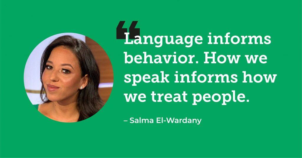 Diversity language