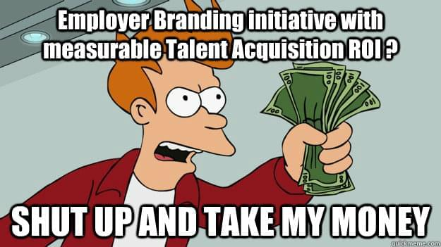 Talent Acquisition | Recruitment Meme
