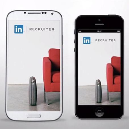LinkedIn Recruiter Mobile