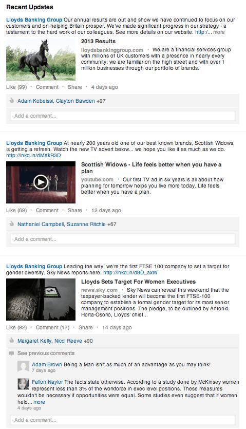 Linkedin | Pulse content